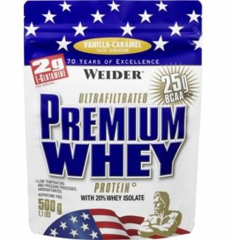 Protein Premium Whey 500g - Weider