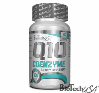 Q10 Coenzym 100mg (60 kaps.)
