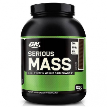 Serious Mass 2727g - Optimum Nutrition