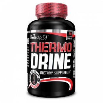 Thermo Drine 60 kaps. - BioTech USA