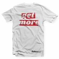 Tričko Get More - BioTech USA