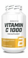 Vitamin C 1000 (250 tab.) - BioTech USA