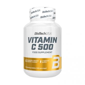 Vitamin C 500 120 tabliet - BioTech USA