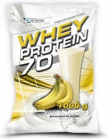 Whey Protein 70 - 500g - Vision Nutrition