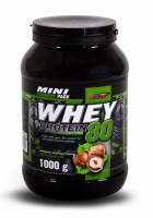 Whey Protein 80 - 1000g - Vision Nutrition