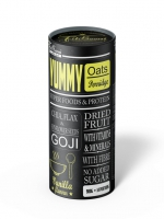 YUMMY OATS 980g - FitBoom