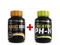 AAKG 1000 100 tab. + Creatine pH-X 90 kaps