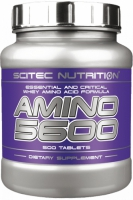Amino 5600 - 500 tabliet - Scitec Nutrition