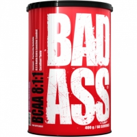 BCAA 8:1:1- 400g - BAD ASS
