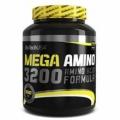 Mega Amino 3200 500tab. - BiotechUSA