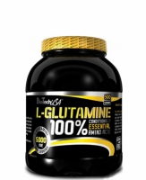 100% L-Glutamine 500g - BioTech USA