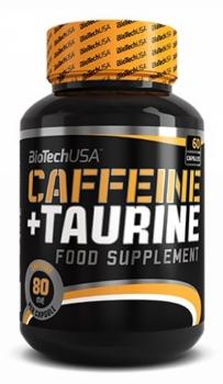 Caffein+Taurine - 60 kapsúl