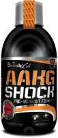 Biotech USA AAKG Shock 500 ml