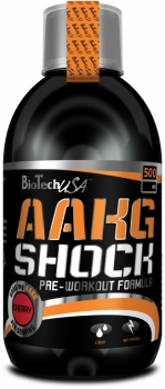 Biotech USA AAKG Shock 500 ml
