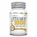 Vitamin C 1000 - 30 tab. - BioTech USA