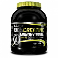 100% Creatine Monohydrate 300g - BioTech USA