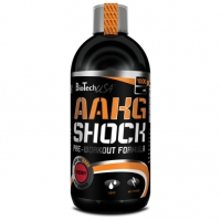 AAKG Shock 1000 ml - BioTech USA