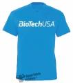 BioTechUSA pánske tričko - modré