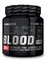 Black Blood CAF+ 300 g - BioTech USA