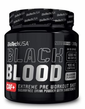 Black Blood CAF+ 300 g - BioTech USA