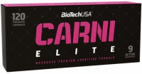 Carni Elite - 120 kaps. - BioTech USA