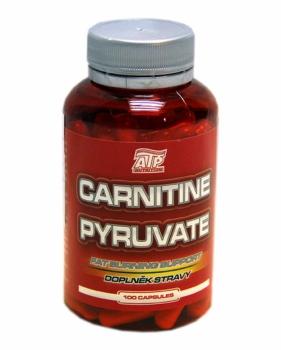 Karnitin + Pyruvat 100 kaps. - ATP