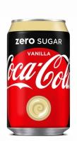 Coca Cola 330ml - Zero sugar