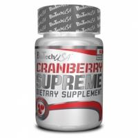 Cranberry Supreme (Extrakt z brusníc) 60 tbl. - BioTech USA