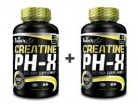 Akciový balíček Creatine pH-X 2 x 90 kaps