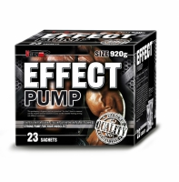 Effect Pump 920g (23 sáčkov) - Vision Nutrition
