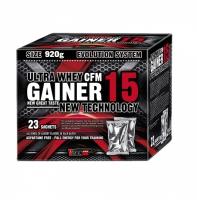 Gainer 15 (920g) 23 sáčkov - Vision Nutrition