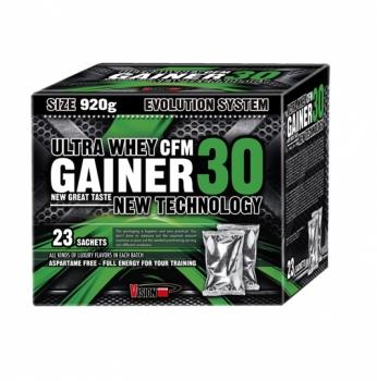Gainer 30 (920g) 23 sáčkov - Vision Nutrition