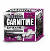 l-Carnitine 300 kaps. + 200g Carbs-XXX - Vision Nutrition