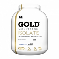 Gold Whey Protein Isolate 2270g - FA