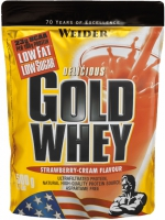 Gold Whey 500g - Weider