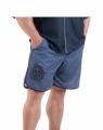 HardCore Fitness šortky 302 sivé - NEBBIA