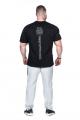 HardCore tričko 391 čierne - NEBBIA