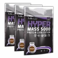 Hyper Mass 5000 3 x 1000g - BioTech USA