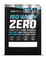 Iso Whey Zero 25 g - BioTech USA