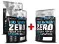 Iso Whey Zero 3 x 500g - BioTech USA