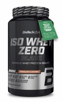 Iso Whey Zero Black 908g - BioTech USA