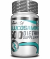 BioTech USA Glucosamine 500 60 kaps.