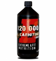 L-Carnitine 100 000 - 500ml -  EXTREME & FIT