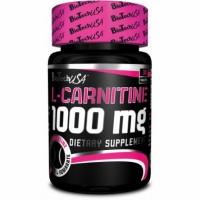 L-Carnitine 1000 mg 30 tab. - BioTech USA