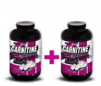 Carnitine Large Caps 100 kaps. + 100 kaps. - Vision Nutrition