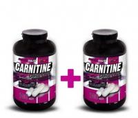 Carnitine Large Caps 100 kaps. + 100 kaps. - Vision Nutrition