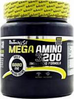 Mega Amino 3200 - 300 tab. - BioTech USA