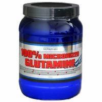 100% Micro Glutamine 500g - Mega Pro