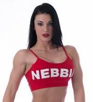 """Mini tielko """"hostess"""" 264 červené - NEBBIA"""