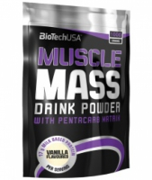 Muscle Mass 1000g - BioTech USA